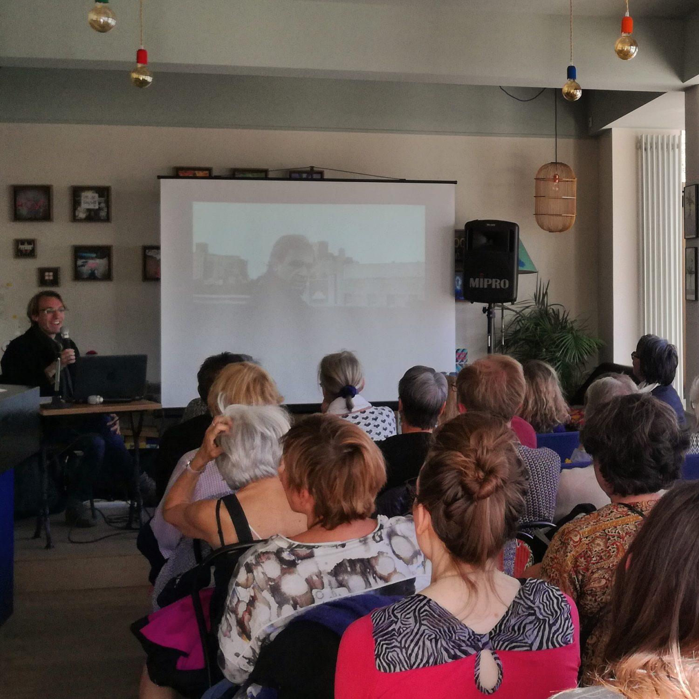 Art History Conferences - Le Grand Café