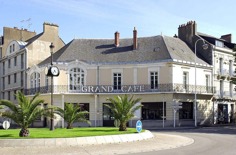 Presentation - Le Grand Café