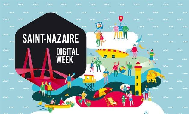 Inauguration de la Saint-Nazaire Digital Week - Le Grand Café