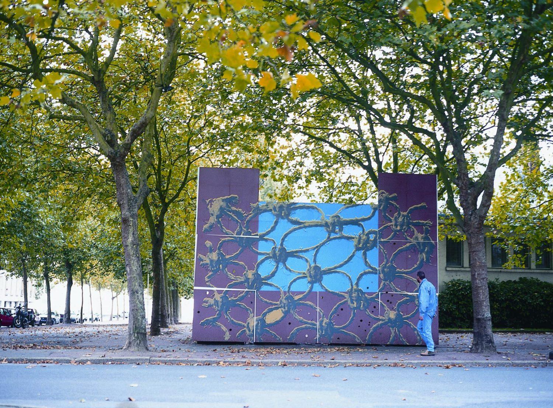 Les façades, Hervé - Le Grand Café