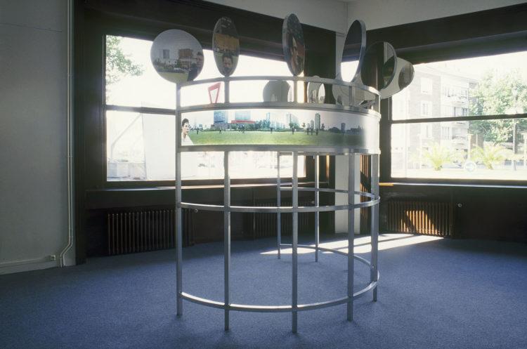 Pavillon témoin - Le Grand Café