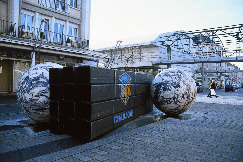 Chaillous - Le Grand Café