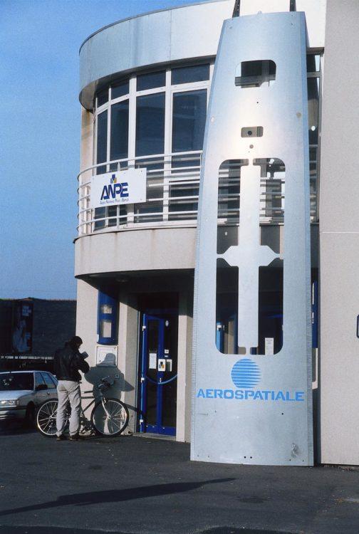 Aérospatiale - Le Grand Café