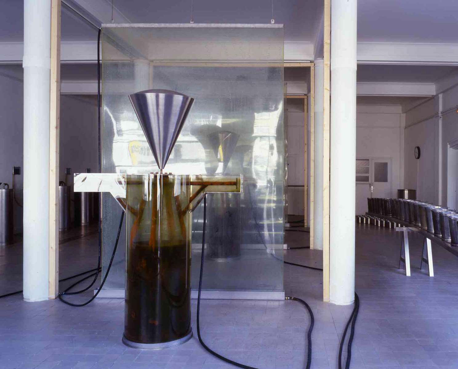 Solar, Aqua, Tempus - Le Grand Café