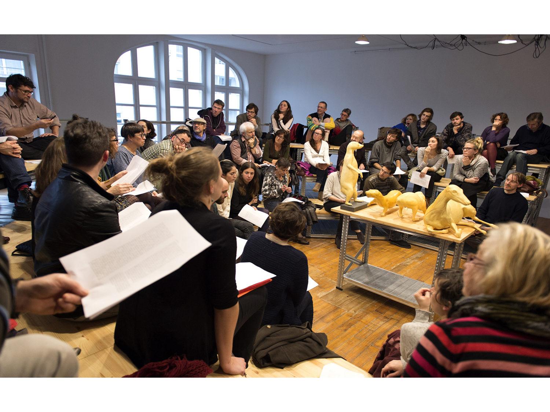 Assembly (Generic & Specific) - Le Grand Café