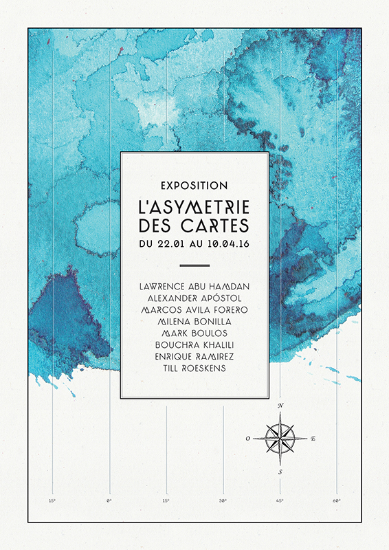 The Asymmetry of Maps - Le Grand Café