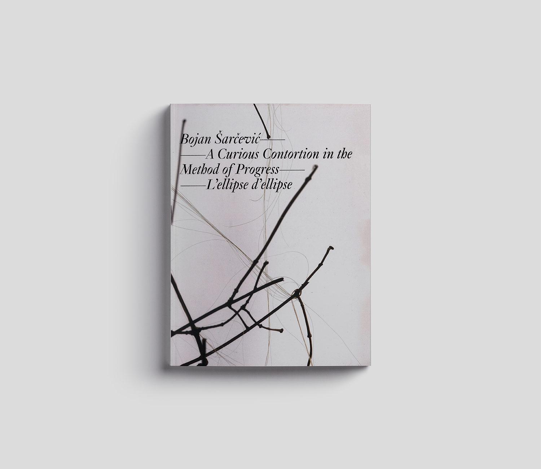 A curious contorsion in the method of progress. L'ellipse d'ellipse - Le Grand Café