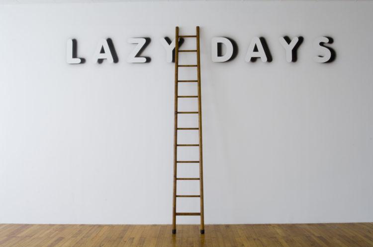 Lazy Days - Le Grand Café