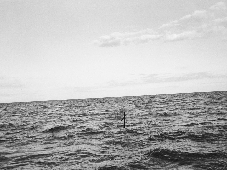 Cruz-mar del plata [la croix de mer en argent] - Le Grand Café