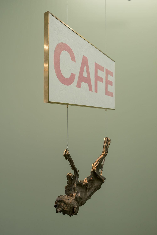 Le Grand Café, the Moustache Hidden in the Beard - Le Grand Café