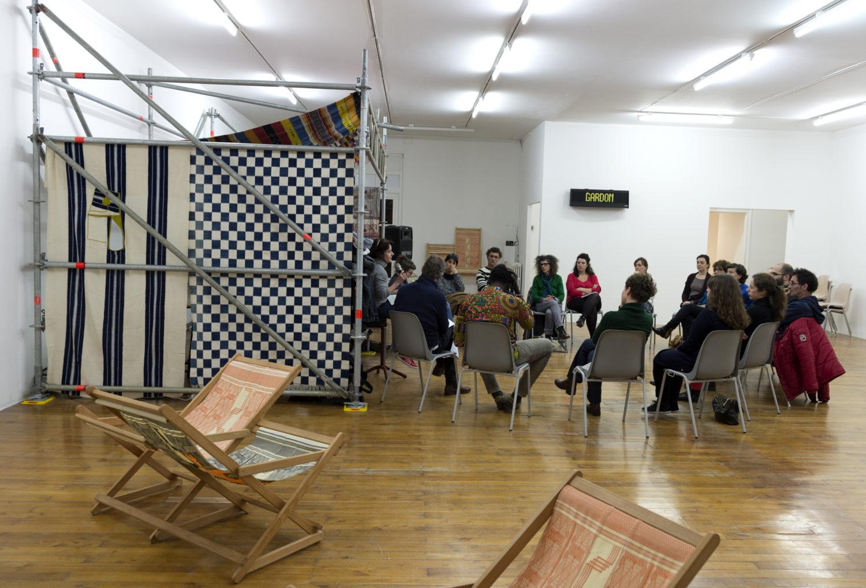 Discussion avec les artistes - Le Grand Café