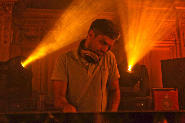 DJ set - Le Grand Café