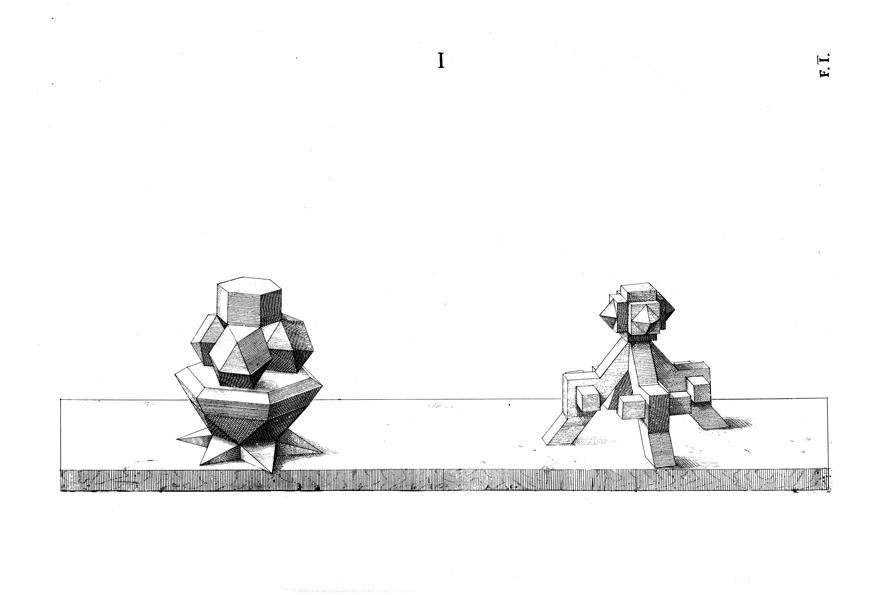 Sans Titre (d'après Wenzel Jamnitzer) - Le Grand Café