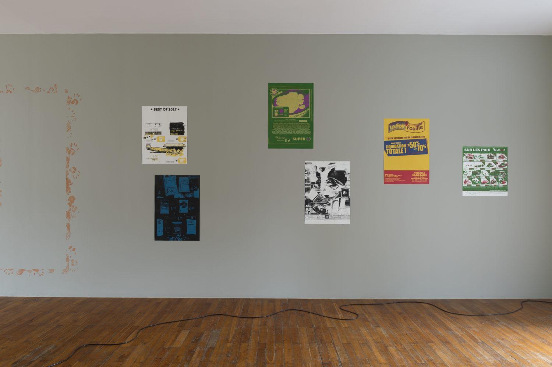 Posters sérigraphies - Le Grand Café
