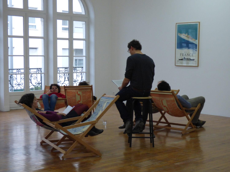 Projections et rencontres Ruser l'image - Le Grand Café