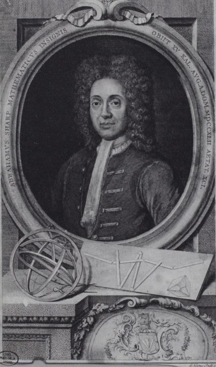 Portrait d'Abraham Sharp - Le Grand Café