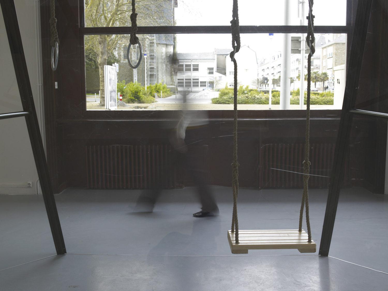 Sans titre (le portique) - Le Grand Café
