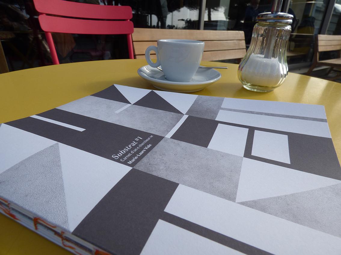 Lancement de l'édition «Substrat #1, carnet d'un.e chercheur.se» - Le Grand Café