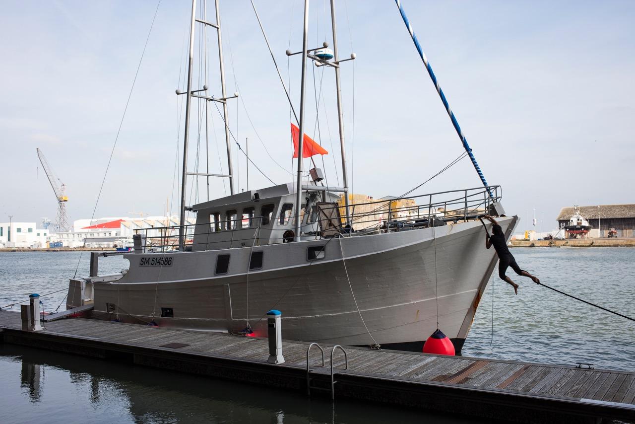 B.O.A.T® – Boat Of Artistic Research Trip - Le Grand Café