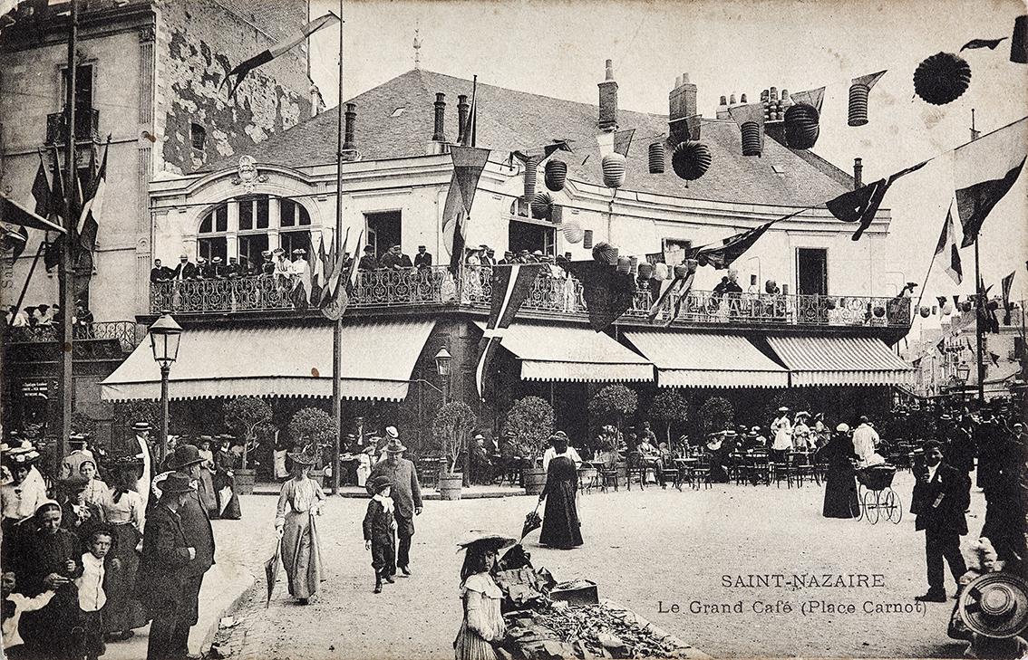 """Lancement de l'édition """"Alvéoles Ouest"""" de Florence Jou - Le Grand Café"""