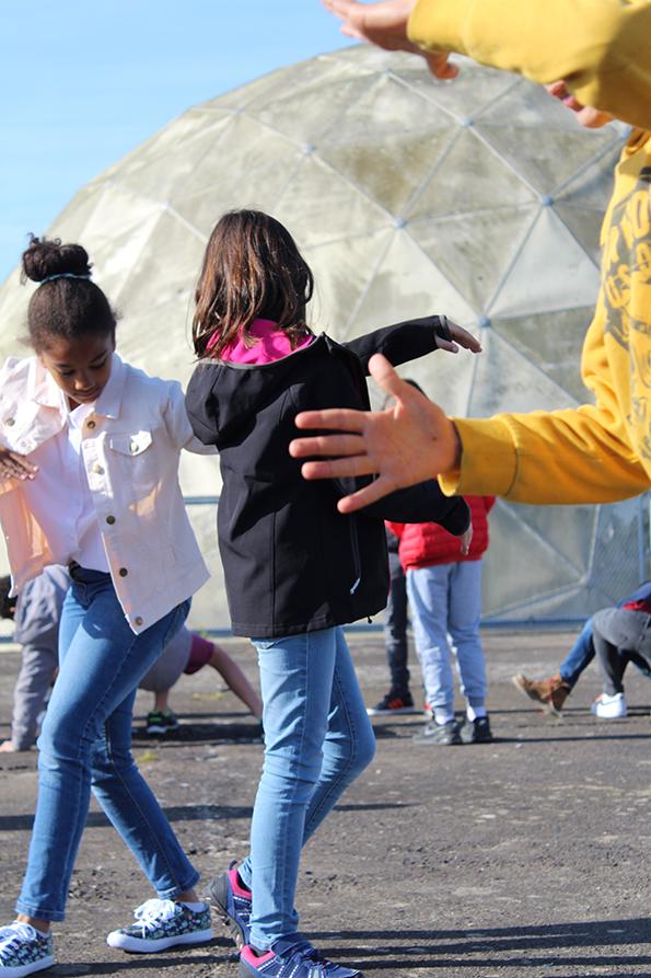 Parcours d'Education Artistique et Culturel - Le Grand Café