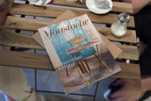 La Moustache cachée dans la barbe - Le Grand Café
