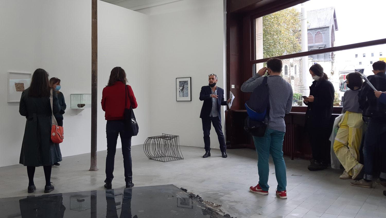 Rencontre avec Guillaume Désanges - Le Grand Café