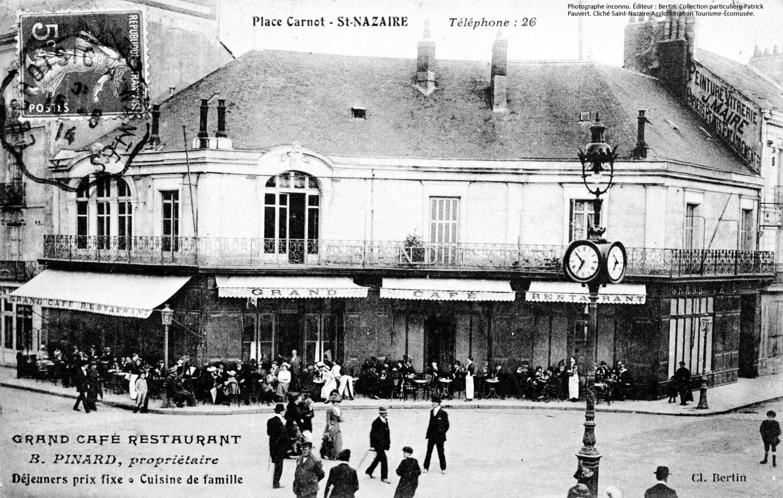 Historique - Le Grand Café