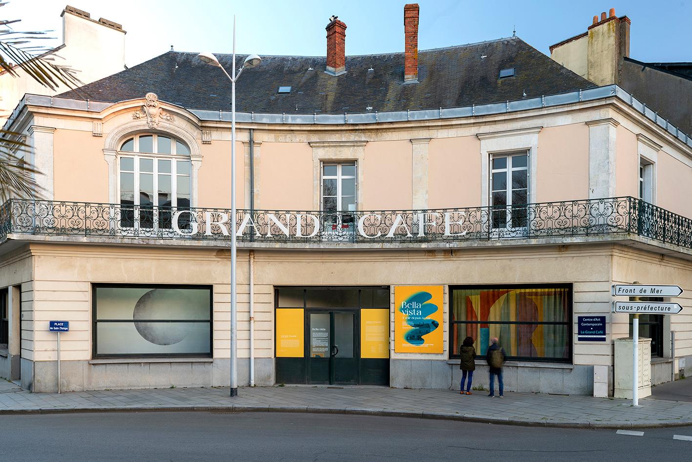 Newsletter - Le Grand Café