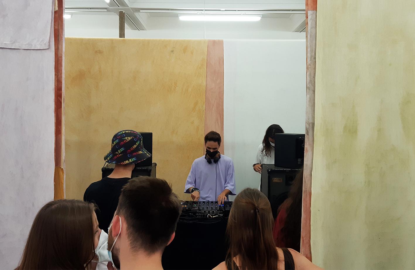 """DJ Set """"Soleil Blanc / La Room Session: Grand Café Saint-Nazaire"""" - Le Grand Café"""